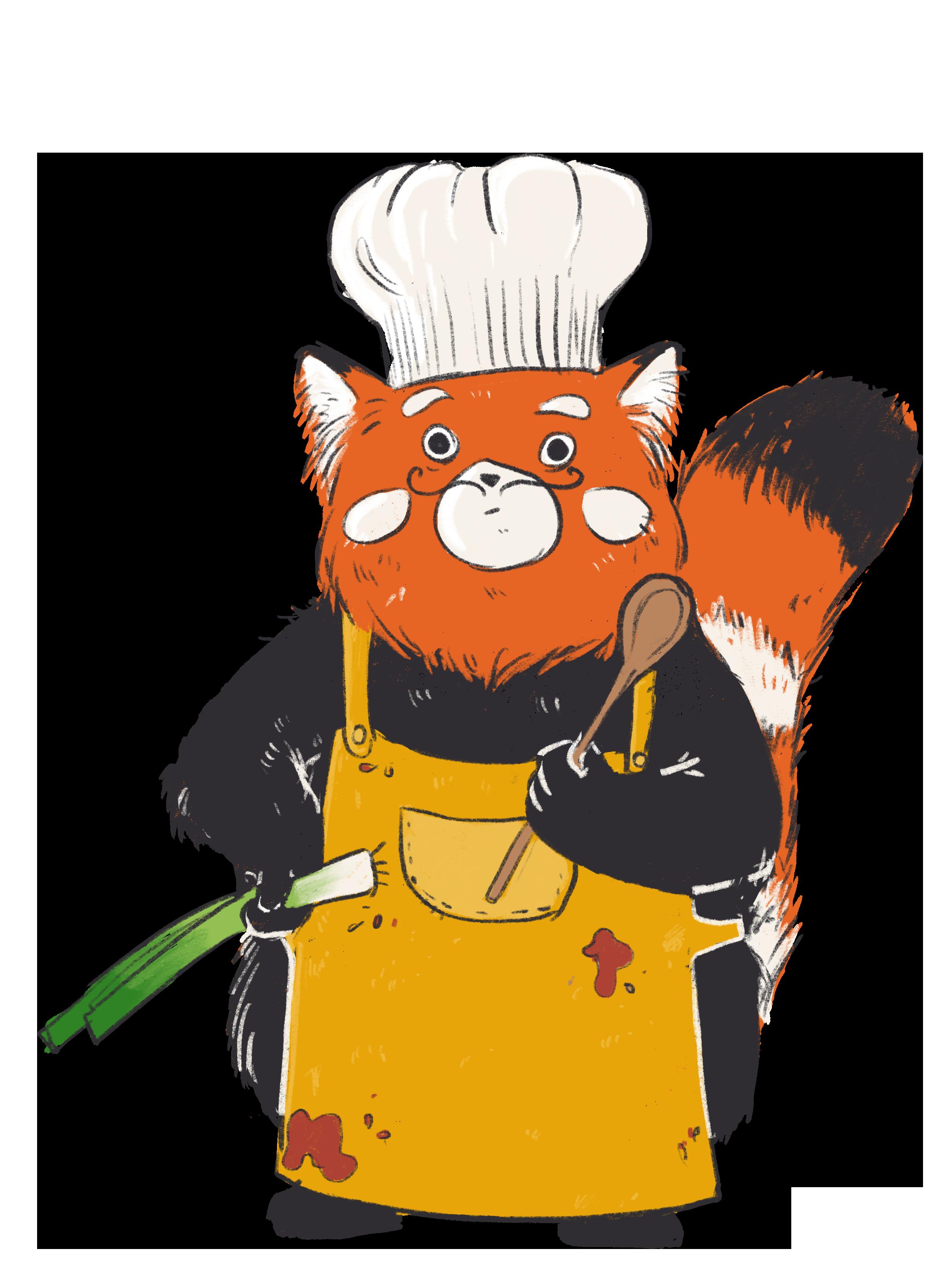 Koch Panda