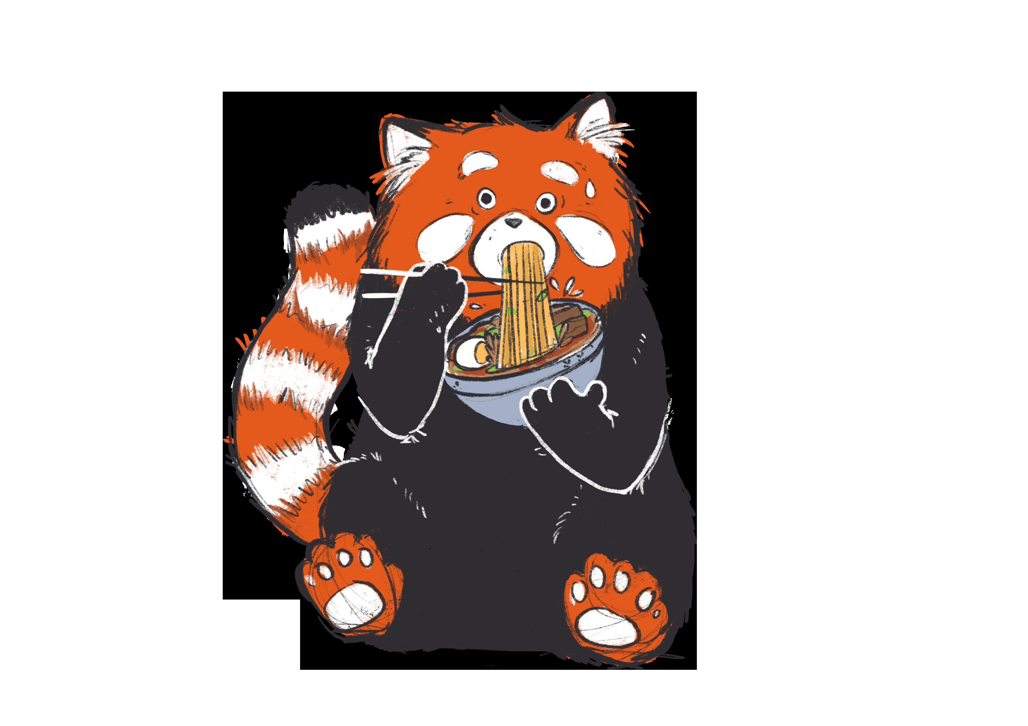 Lesser Panda Ramen